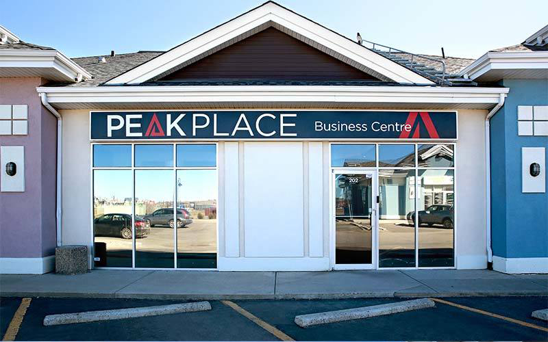 Peak Place Business Centre Building